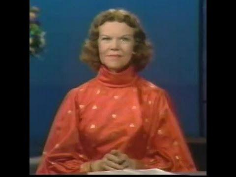 """Comfort For Troubles  - Kathryn Kuhlman """"I Believe in Miracles"""" (01)"""