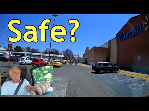 Is Walmart Safe? Ajijic, Mexico