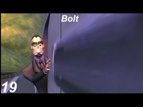 Disney Bolt - The Movie Game | Zug holen [GER/DE] PS2 HD #19 |