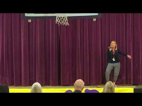 Nashville Teacher Sings (You Make Me Feel Like) A Natural Woman in school talent show