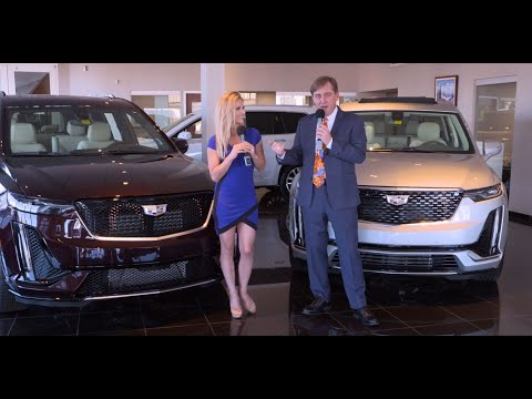 The Delaware Cadillac Show - 2020 Show #1.  See Cadillac Offers On The 2020 XT6, 2019 XTS, 2019 CTS!