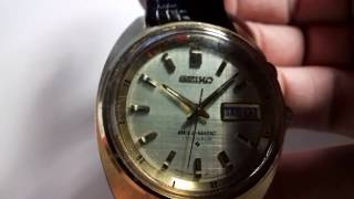 Vintage Watch Collection - Omega, Seiko, and Vulcain