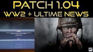 WW2 PATCH 1.04, SVELATI I SUPPLY DROPS E LE MODALITA