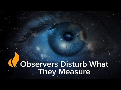 Observers Disturb What They Measure   Understanding the Quantum World