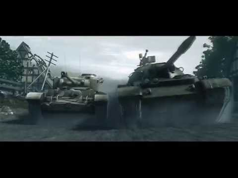World Of Tanks - Soviet March [Music Video]