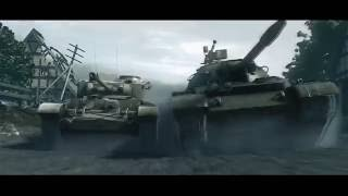 Repeat youtube video World Of Tanks - Soviet March [by LuXio]
