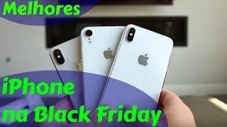 Os 10 Melhores Modelos de iPhone na Black Friday 2018