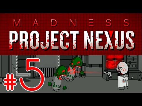Madness: Project Nexus - Кристофф начало | Прохождение на русском | эпизод 5