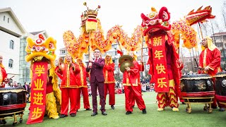 SCIS Celebrates the Chinese New Year of the Pig!