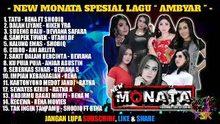 Download Full Album New Monata Terbaru 2020 Spesial Lagu Ambyar