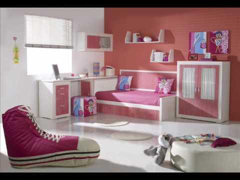 Dormitorios juveniles e infantiles 2009 2010 habitaciones intermobil muebles del turia youtube - Juegos para chicas de decoracion ...