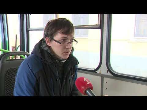 """Автобус влетел в легковушку напротив """"Серого дома"""" в Ярославле"""