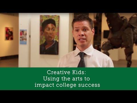 Creative Kids: Using the arts to impact college success