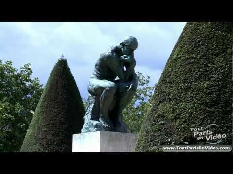 Musée Rodin, Paris (Full HD)