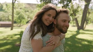 Steff and Aaron Engagement Film || Bismarck, ND