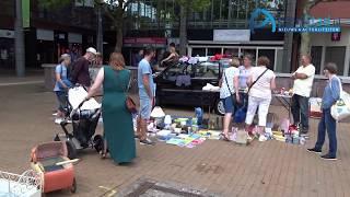 kofferbak verkoop Koopmansplein succes
