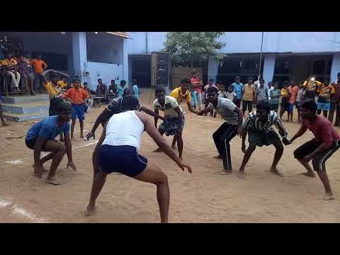 Kabadi 2018 youth vs married