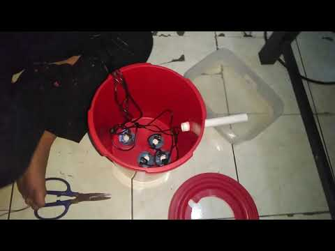 Humidifier Sederhana Made In Indonesia