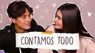 ¡LO QUE ESTABAN ESPERANDO! Preguntas y respuestas ft Carlos Ferreira | Malexa leon♥