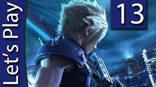 Let's Play Final Fantasy 7 - 100% FF7 Walkthrough - Junon - Part 13
