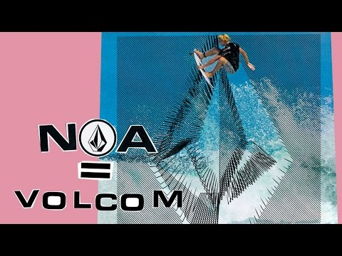 Noa Deane – Volcom Surf Videos