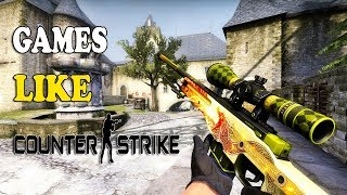 Top 10 Games Like Counter Strike for Android & iOS 2019