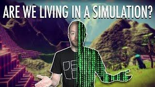No Man's Sky: A Simulation Inside a Simulation?