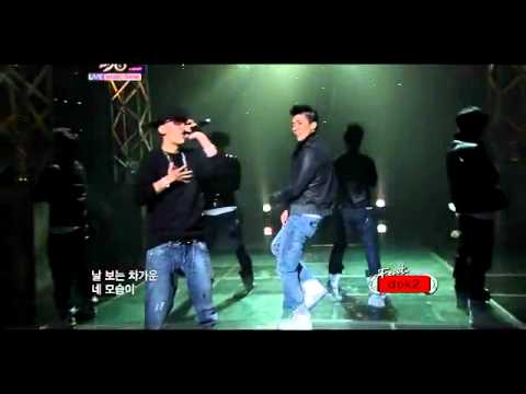 Jay Park/Jaebeom Park/박재범 - Abandoned (Debut Stage May 6,2011)