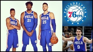 76ers Are On The Rise And Could Be Dangerous In The Eastern Conference!!!