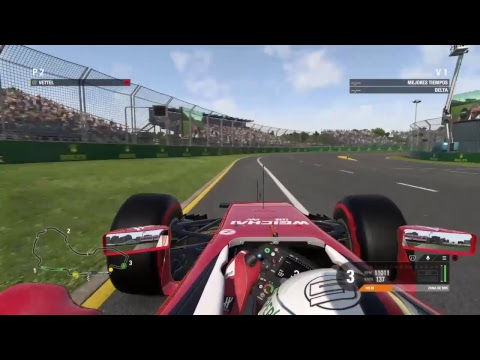 Fórmula 1 Monaco 6 real daño