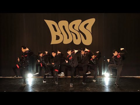 [EAST2WEST] NCT U (엔시티 유) - BOSS Dance Cover (Boys Ver.)