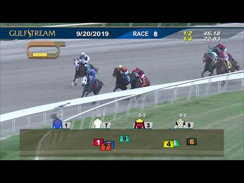 Gulfstream Park September 20, 2019 Race 8