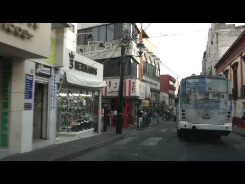 Cuernavaca Downtown Mexico 1080 50p Full HD