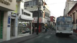 Cuernavaca Downtown Mexico 1080 50p Full HD