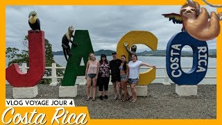 COSTA RICA JOUR 4 : ON CHANGE DE VILLE  | 99VLOGS