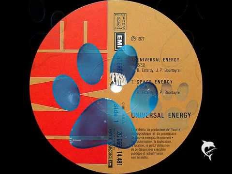 UNIVERSAL ENERGY - UNIVERSAL ENERGY - 1977