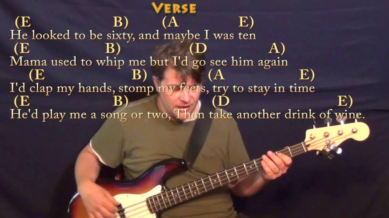 The ballad of curtis loew lynyrd skynyrd bass guitar cover the ballad of curtis loew lynyrd skynyrd bass guitar cover lesson with chordslyrics hexwebz Gallery