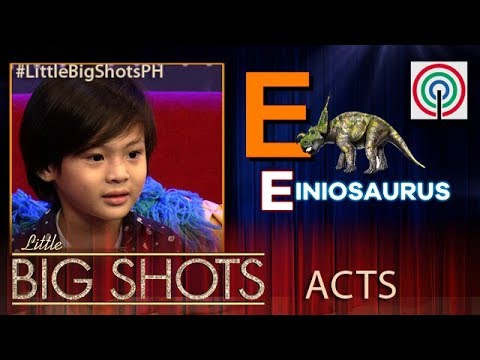 Little Big Shots Philippines: Noah | 5-year-old Heartthrob