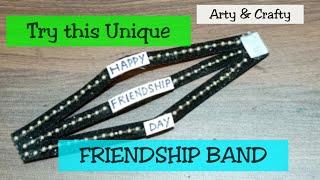 DIY Friendship Bracelets#How to Make Friendship Band at Home/ Friendship Band / Easy DIY Bracelets