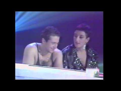 """Especial Mecano en """"Rockopop"""" 1989"""