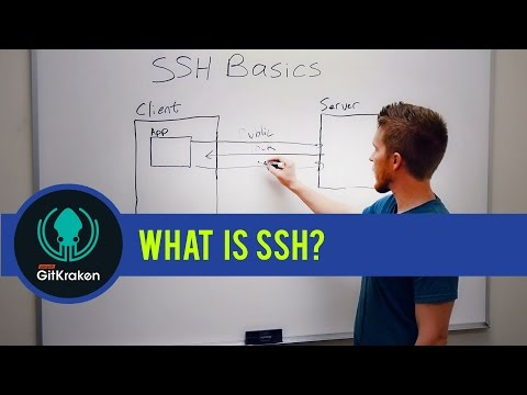 Git Tutorial: What is SSH?