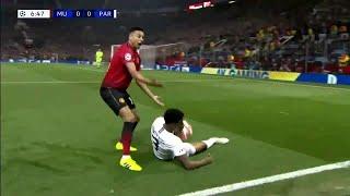 МАНЧЕСТЕР ЮНАЙТЕД – ПСЖ. ЛИГА ЧЕМПИОНОВ FIFA-ВАНГА