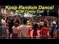 Kpop Random Dance Game at MCM Comic Con London 2019