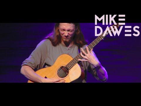 Mike Dawes - Somewhere Home (Official Live Video) - Solo Guitar