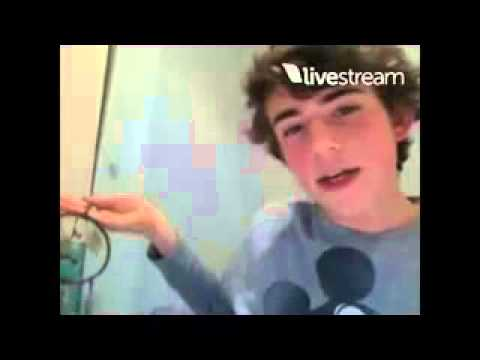The Best of Charlie Rowe's First Twitcam: Part 1
