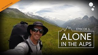 Alone in the ALPS: Episode 6 (bivi paragliding)