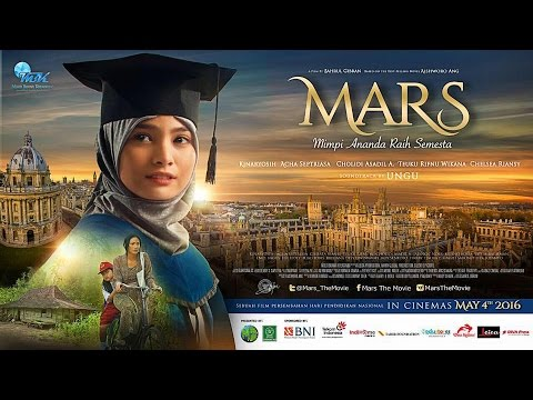 MARS Mimpi Ananda Raih Semesta (2016) Official Trailer Film Indonesia HD