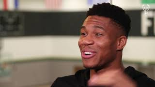 Inside The Mind Of Giannis: Building The Zoom Freak 1 & 2, Greek Freak Nickname, His Family & More