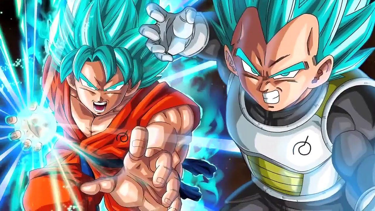 Best of super saiyan blue 2016 amv goku vegeta - Goku vs vegeta super saiyan 5 ...
