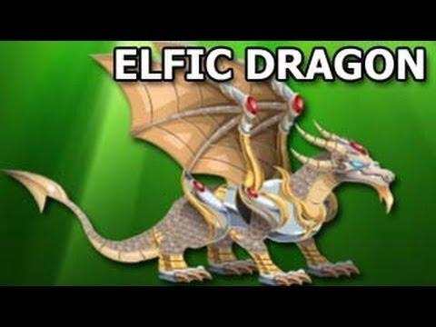 elfic dragon dragon city - photo #9